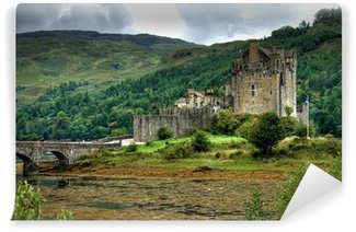 Vinylová Fototapeta Eilan Donan Castle