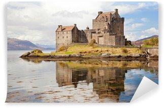 Vinylová Fototapeta Eilean Donan Castle, Skotsko