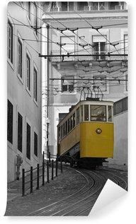 Vinylová Fototapeta Elevador da Gloria en Lisboa.