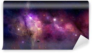 Vinylová Fototapeta Endless Universe
