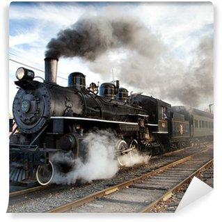 Vinylová Fototapeta Essex Parní vlak