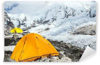 Vinylová Fototapeta Everest Base Camp a deset tun