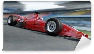 Vinylová Fototapeta F1 Racing Rennstrecke