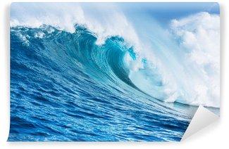 Fototapeta Vinylowa Fal oceanicznych