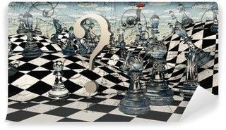 Vinylová Fototapeta Fantasy Chess