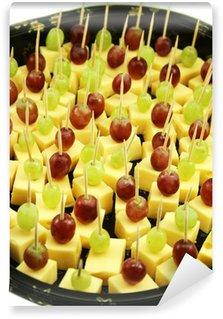 Vinylová Fototapeta Finger Food