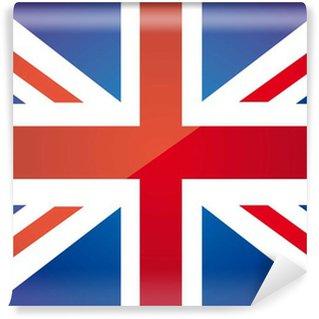 Vinylová Fototapeta Flag london