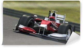 Vinylová Fototapeta Formule jedna závodní auto