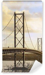 Vinylová Fototapeta Forth silniční most