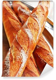 Vinylová Fototapeta Francouzský chléb