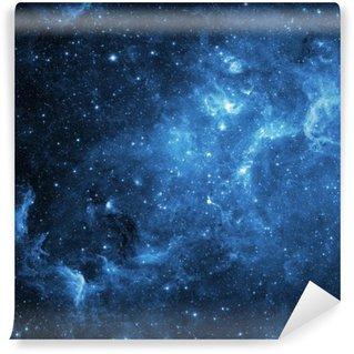 Vinylová Fototapeta Galaxie (Koláž z obrázků z www.nasa.gov)