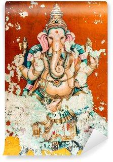 Vinylová Fototapeta Ganesh starověké freska