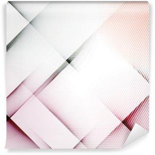 Fototapeta Winylowa Geometryczny kształt diamentu abstrakcyjny