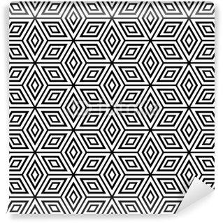 Fototapeta Winylowa Geometryczny wzór powtarzalne