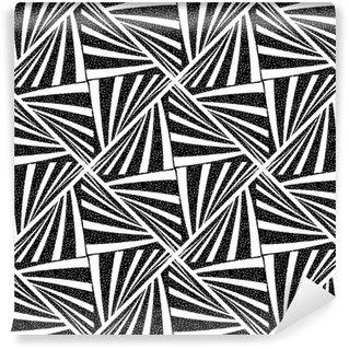 Fototapeta Winylowa Geometrycznych powtarzalne tekstury.