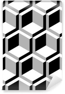 Fototapeta Winylowa Geometrycznych powtarzalny wzór