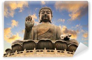 Vinylová Fototapeta Giant Buddha