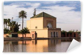 Vinylová Fototapeta Giardino della Menara, Marrakech, Maroko