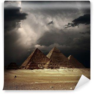 Vinylová Fototapeta Giza