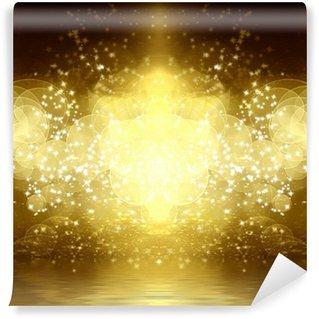 Vinylová Fototapeta Gold Glitter