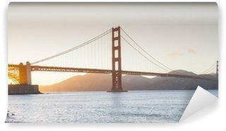 Vinylová Fototapeta Golden Gate Bridge, San Francisco, California