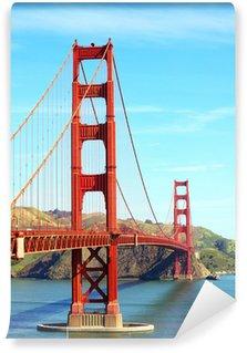 Vinylová Fototapeta Golden Gate Bridge, San Francisco, USA