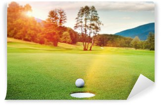 Vinylová Fototapeta Golf