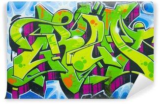 Fototapeta Winylowa Graffiti 005
