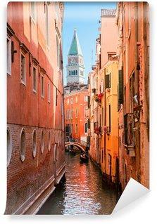 Vinylová Fototapeta Grand Canal při západu slunce, Benátky, Itálie.