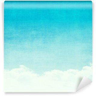 Vinylová Fototapeta Grunge abstraktní pozadí oblohy
