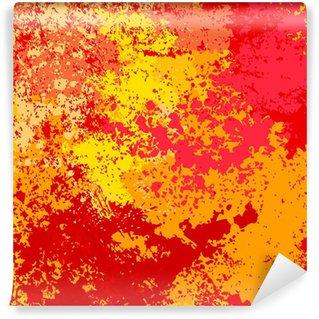 Vinylová Fototapeta Grunge pozadí v pestrých barvách