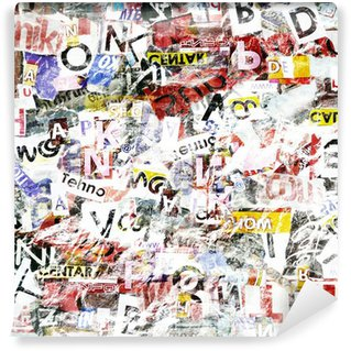 Vinylová Fototapeta Grunge texturované pozadí