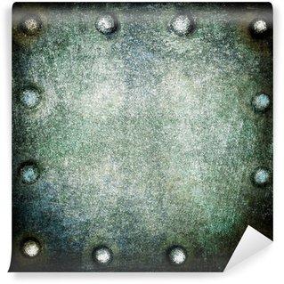 Vinylová Fototapeta Grunge železo pozadí