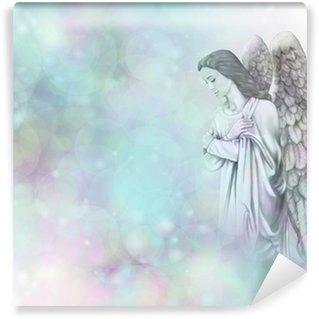 Vinylová Fototapeta Guardian Angel na bokeh pozadí