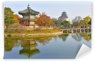 Vinylová Fototapeta Gyeongbokgung Palace, Seoul, Jižní Korea