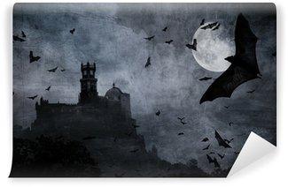 Vinylová Fototapeta Halloween pozadí