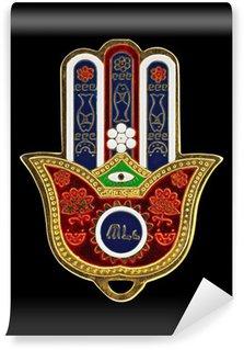 Vinylová Fototapeta Hand of Fatima