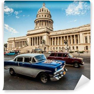 Vinylová Fototapeta Havana, Kuba - června, 7.. hlavní budova z Kuby, 7. 2011.