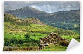 Vinylová Fototapeta Highlands Schottland