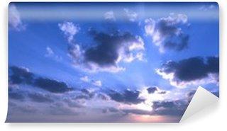 Fototapeta Winylowa Himmel über Meksyk