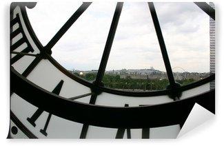 Vinylová Fototapeta Hodiny Musée de Orsay