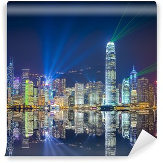 Vinylová Fototapeta Hong Kong Čína
