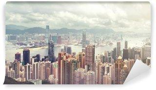 Vinylová Fototapeta Hong Kong ostrov