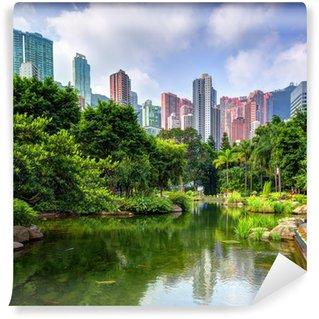 Vinylová Fototapeta Hong Kong Park