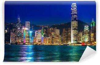 Vinylová Fototapeta Hong kong