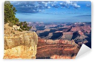 Vinylová Fototapeta Horizontální pohled na slavné Grand Canyon