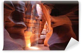 Vinylová Fototapeta Horní Antelope Canyon, Arizona