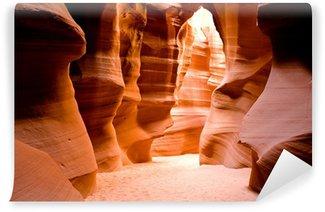 Vinylová Fototapeta Horní Antelope Canyon