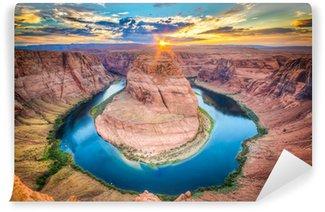 Vinylová Fototapeta Horseshoe Bend, Grand Canyon