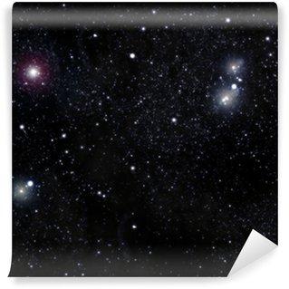 Vinylová Fototapeta Hvězda Sky
